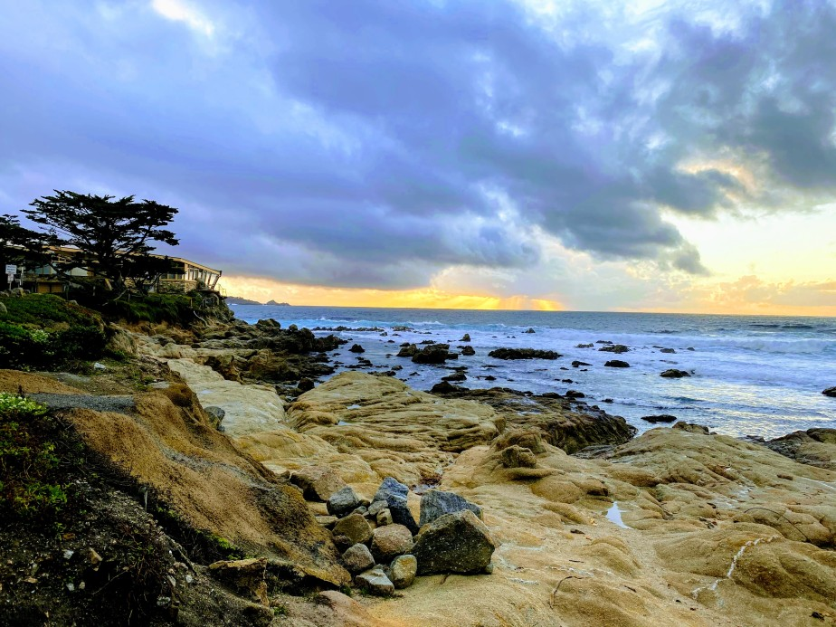 Trip to Monterey County and PacificGrove