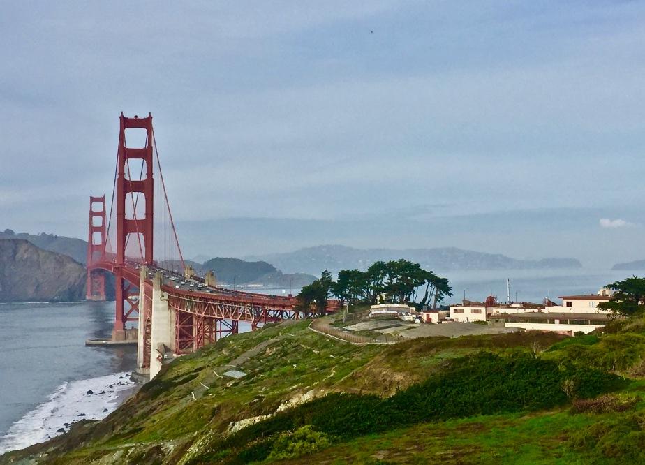 Sunset Tour Of The Golden GateBridge